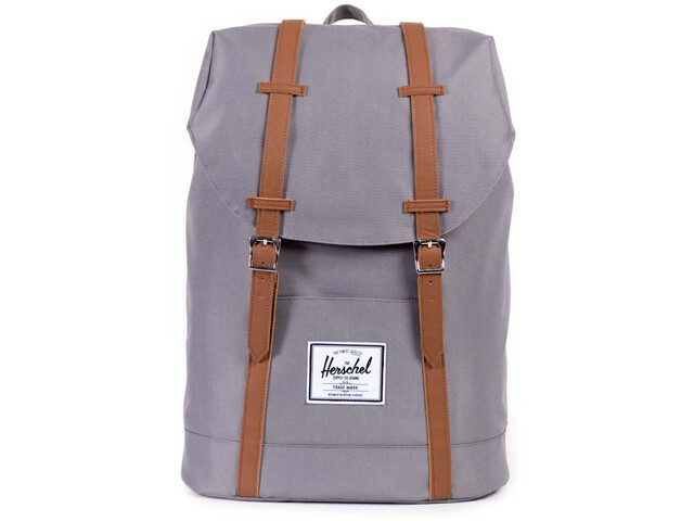 Herschel Retreat Backpack 19,5l, grey/tan